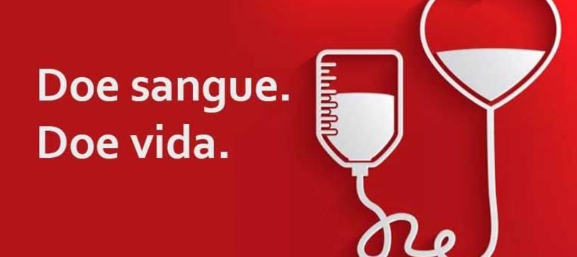 Salve vidas, seja um doador de sangue